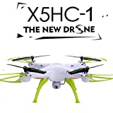 Voomall SYMA X5HC 2.0MP HD Camera RC Quadcopter with 360° Eversion Headless Mode High Hold Mode Function 2.4GHz 4CH 6 Axis