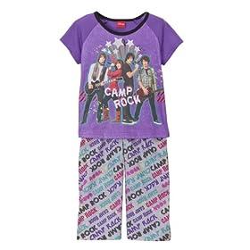 Girls' Camp Rock Pajamas - Rockin' Stars