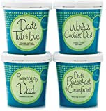 eCreamery Gift for Dad - Ice Cream 4 pack