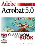 echange, troc Adobe Systems - Acrobat 5.0 (avec CD-Rom)