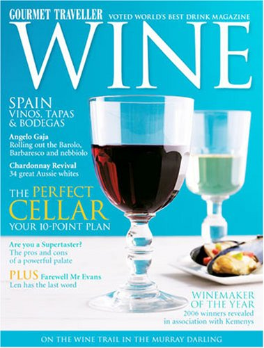 Gourmet Traveller Wine