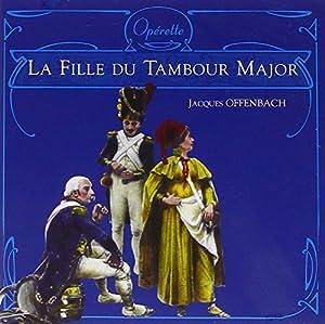 La Fille du tambour-major (coll. opérette)