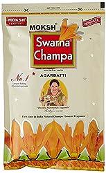 Moksh Swarna Champa Zipper Pouch - 300 g