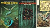 Image of Madeleine L'Engle's Time Trilogy: A Wind in the Door; A Swiftly Tilting Planet; A Wrinkle in Time