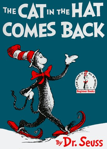 The Cat in the Hat Comes Back (Beginner Books(R)), Dr. Seuss