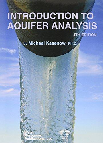 Introduction to Aquifer Analysis PDF