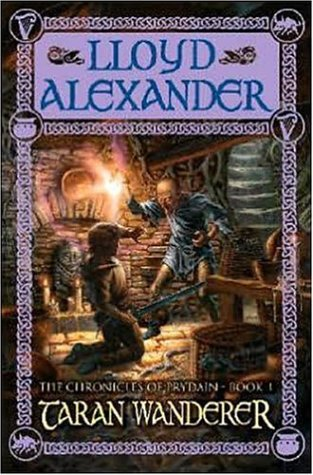 Cover of Taran Wanderer (The Chronicles of Prydain)