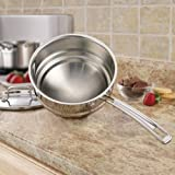 Cuisinart MCP111-20 MultiClad Pro Stainless Universal Double Boiler with Cover
