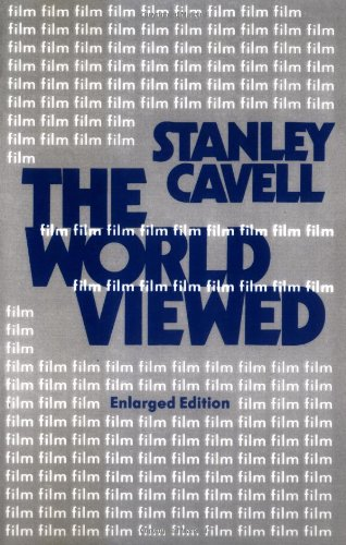 The World Viewed: Reflections on the Ontology of Film, Enlarged Edition (Harvard Film Studies) (World On Film compare prices)