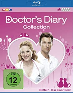 Doctor's Diary - Staffel 1-3 [Blu-ray]