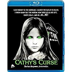 Cathy's Curse [Blu-ray]