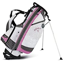 Callaway Solaire Stand Bag, Pink