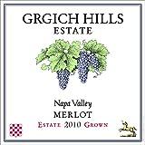 2010 Grgich Hills Estate Napa Valley Merlot 750 mL