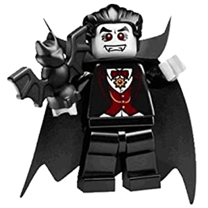 Collection Series 2 LOOSE Mini Figure Dracula Vampire: Toys & Games