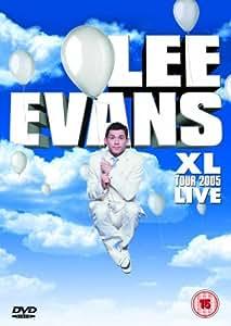 Lee Evans: Xl Tour - Live [DVD]