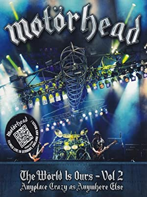 Motörhead - The Wörld is Ours, Vol. 2