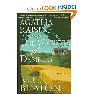 KAgatha Raisin and the Walkers of Dembley - M.C. Beaton