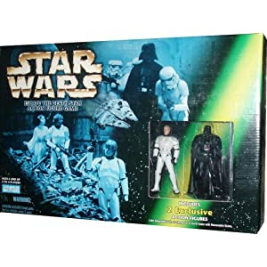 Star Wars Escape The Death Star game!