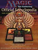 img - for Magic: The Gathering -- Official Encyclopedia, Volume 2: The Complete Card Guide book / textbook / text book