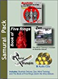 img - for Samurai Audiopack: Bushido, the Book of 5 Rings and Zen Mind Control book / textbook / text book