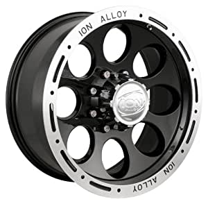 "Ion Alloy 174 Black Beadlock Wheel (17x9""/8x170mm)"