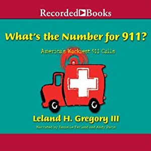 What's the Number for 911? Audiobook