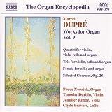?uvres pour orgue (Volume 9)