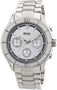 Hugo Boss Women's Quartz Watch 1502283 with Metal Strap