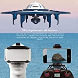 UDI-U845-WiFi-Voyager-WiFi-FPV-Drone-RC-Quadcopter-UFO-with-720P-HD-Camera-Bonus-Battery-Included-Upgrade-Version