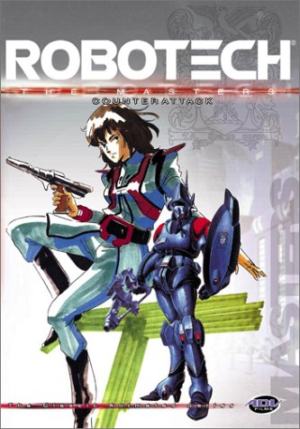Robotech Masters: Counterattack [DVD] [Region 1] [US Import] [NTSC]