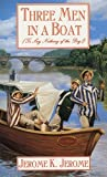 Three Men in a Boat: To Say Nothing of the Dog (Tor Classics)