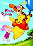 Always Friends (Super Coloring Book)