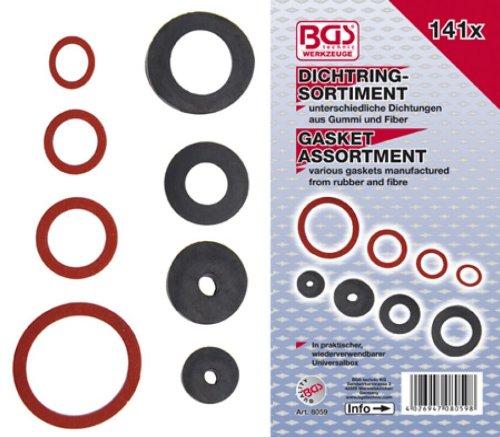 BGS-Dichtring-Sortiment-Gummi-und-Fiber-141-teilig-BGS-8059