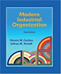 Modern Industrial Organization (4th E...
