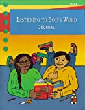 Listening to God's Word - Year a: Child's Journal