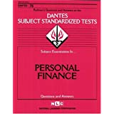 PERSONAL FINANCE (DSST Dantes Subject Standardized Tests) (Passbooks) (DANTES SUBJECT STANDARDIZED TESTS (DANTES)) ~ Jack Rudman