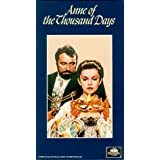 Anne of The Thousand Days [VHS] ~ Richard Burton