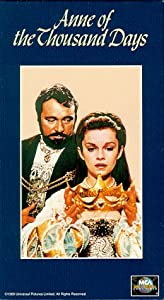 Anne of The Thousand Days [VHS]