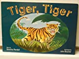 img - for Tiger, Tiger (Rigby PM Collection: New PM Story Books) book / textbook / text book
