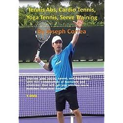 Tennis Abs, Cardio Tennis, Yoga Tennis, Serve Training