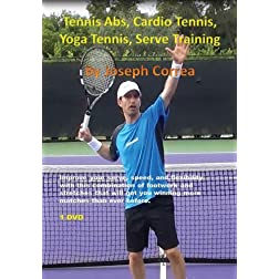 Tennis Abs, Cardio Tennis, Yoga Tennis, Serve Training
