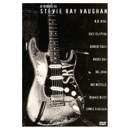 A Tribute to Stevie Ray Vaughan DVD