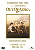 echange, troc Out of Africa - Coffret Spéciale 2 DVD [inclus la BO, 6 images, 8 photos collector, 1 livret commémoratif et 1 senitype limit