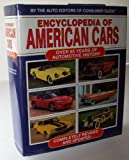 img - for Encyclopedia of American Cars: Over 65 Years of Automotive History by Auto Editors of Consumer Guide (1996) Hardcover book / textbook / text book