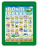 My Little Poney - Panel bilingüe inglés/español con pantalla táctil, color rosa (Lexibook JCPAD002i2)