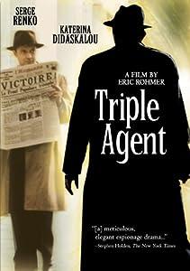 Triple Agent (Bilingual) [Import]