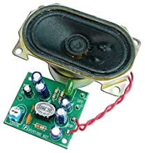 2 W Small Mono Amplifier comes with speaker assembled Electronic Circuit Kit - FREE SHIPPING : FA674