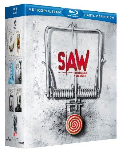 Cofanetto: Saw 1, Saw 2, Saw 3, Saw 4, Saw 5, Saw 6, Saw 7 (Director's cut edition) [Edizione: Francia]