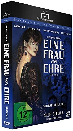 Eine Frau von Ehre - Staffel 2: Verratene Liebe (Donna d onore: Vendetta) - Fernsehjuwelen [2 DVDs]