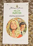 img - for Stormy Possession 1979 Harlequin Romance by Helen Blanchin No. 289 book / textbook / text book